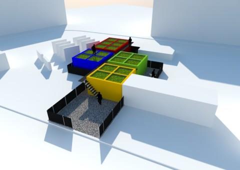 Los investigadores Sergio Vera y Waldo Bustamante lideran un FONDECYT que desarrollará un modelo validado de transferencia de calor y humedad para techos y muros verdes de edificios.