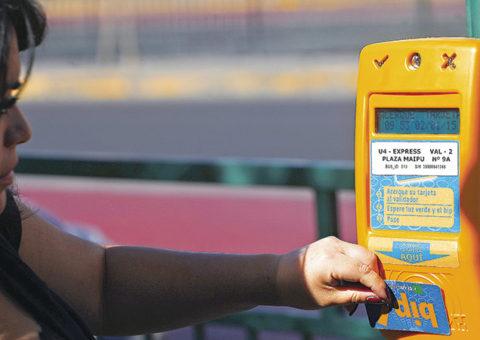 Alza de 20 pesos en el valor del pasaje en el transporte publico