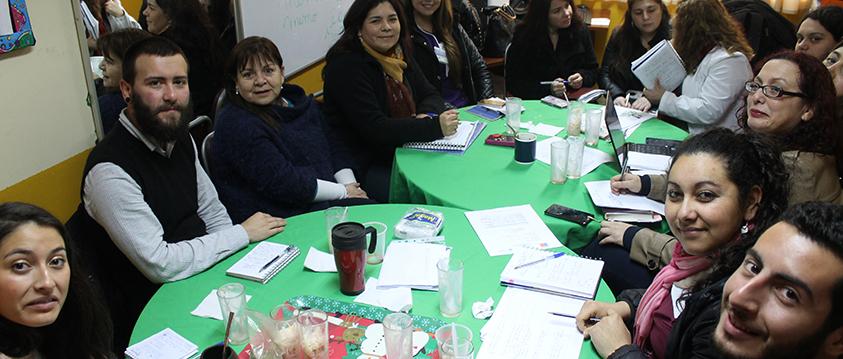 Investigadores se reúnen con ciudadanos de Penco para dar inicio a trabajo conjunto