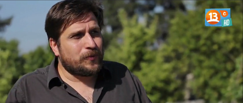 Ricardo Hurtubia es entrevistado en ADN Tech