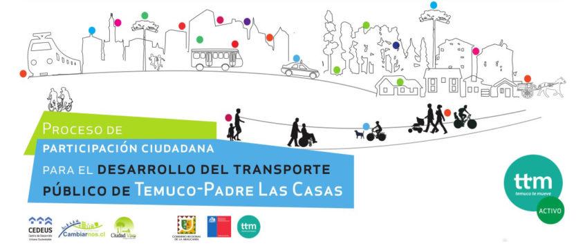 Lake Sagaris lidera proyecto de participación ciudadana para el nuevo plan de transporte público Temuco-Padre Las Casas