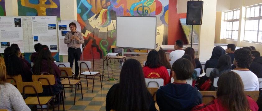 Finaliza el primer ciclo de charlas de Ciudadanía Activa