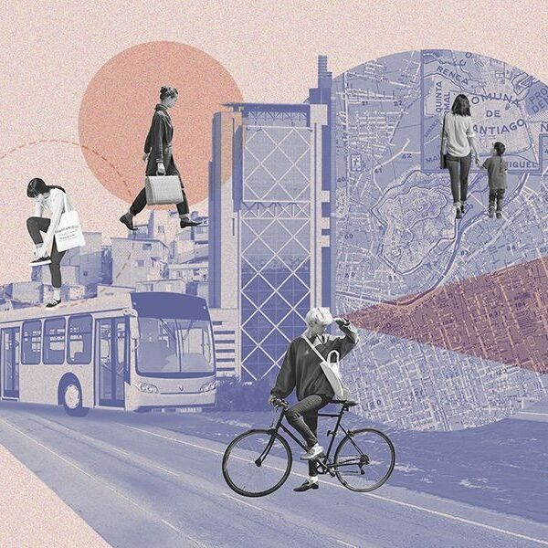ciudades pensadas por y para mujeres
