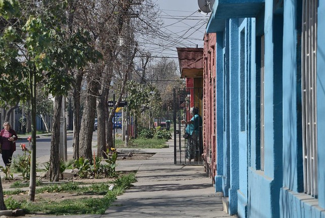 barrio San Eugenio