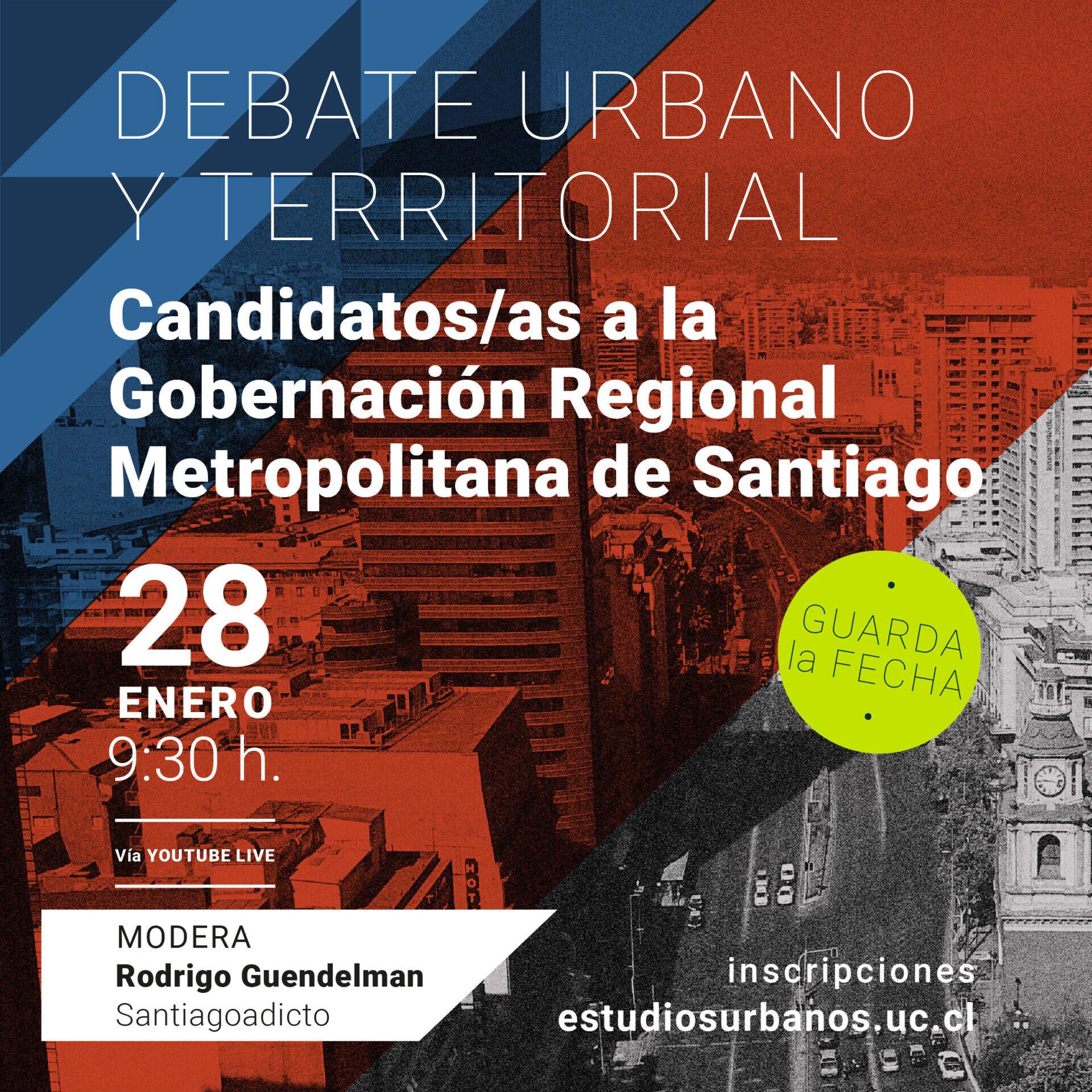 Debate Urbano y Territorial