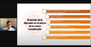 Descentralización y Constitución